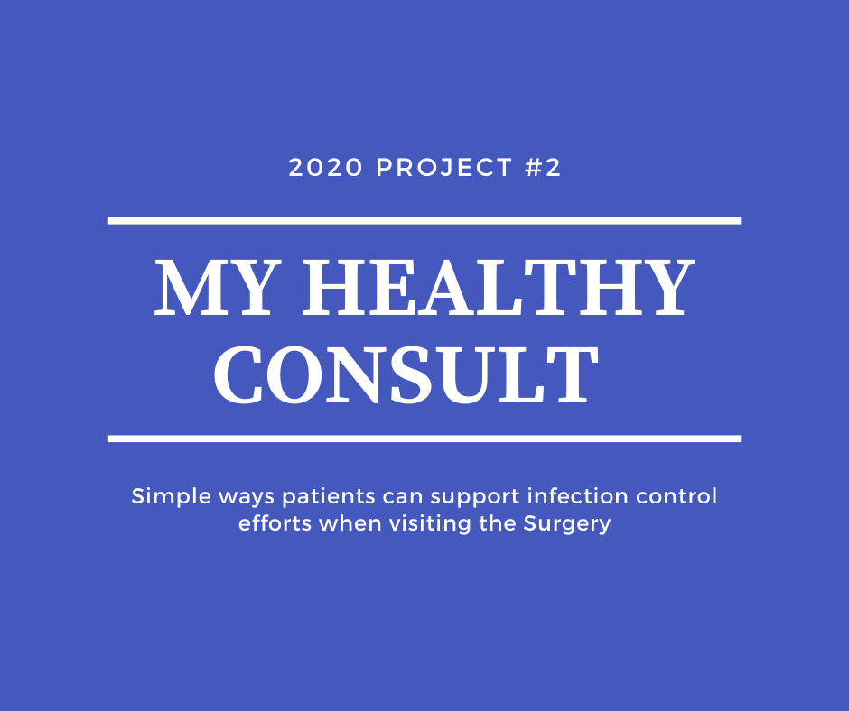 Tandem Health 2020 Project # 2:  My Healthy Consult