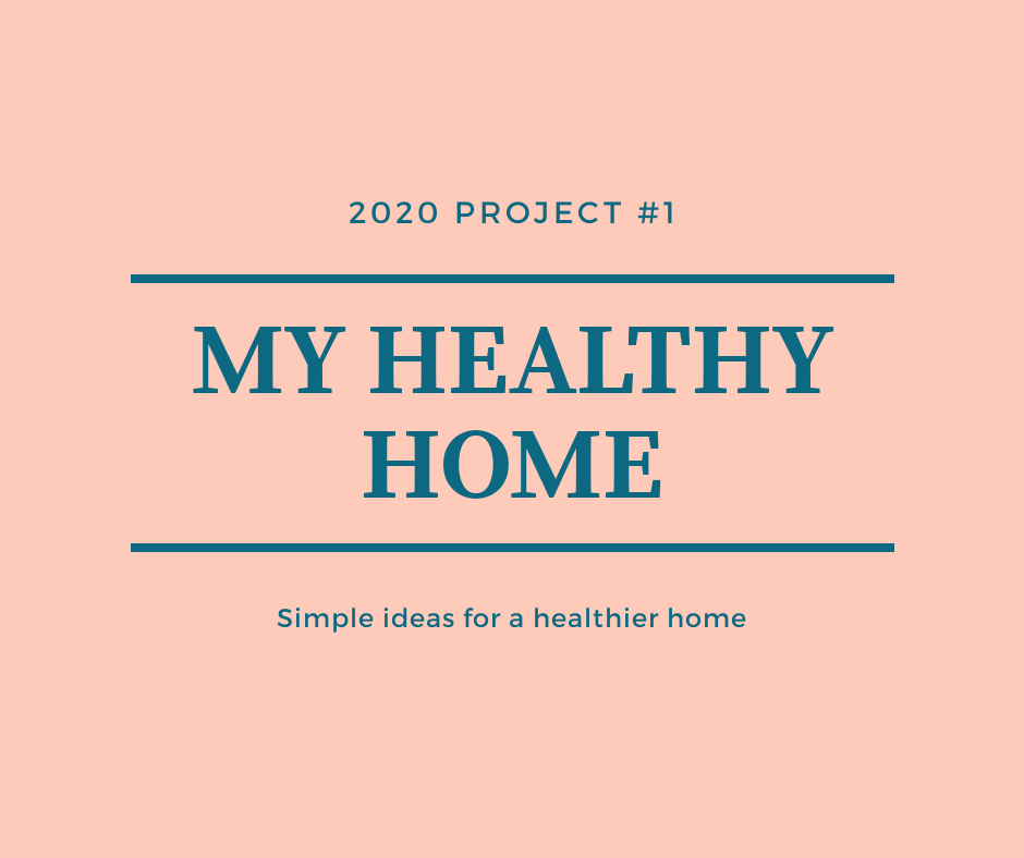 The Tandem Health 2020 Project #1: My Healthy Home